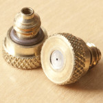 .4mm 12/24 Mist Nozzle - Brown